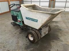 Whiteman WBH-16 Power Wheel Barrow