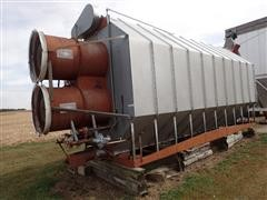 Super B AS 1000Q Grain Dryer 3 Phase LP Gas