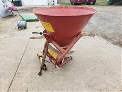 Cosmo S-500-U Fertilizer Spreader