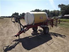 Demco HCS500 500 Gallon Pull-Type Boom Sprayer