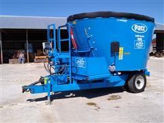 2016 Patz 500T 1200 Series TMR Mixer