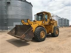 1979 Clark 125B Michigan Wheel Loaders