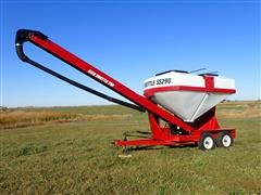 2014 Seed Shuttle SS290 Seed Tender