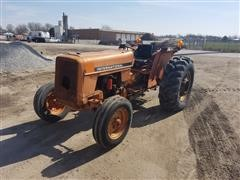 1975 International I 2400-B 2WD Utility Tractor