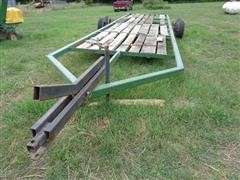 Binkey T/A Implement Trailer