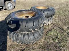 Goodyear 14.9-24 Tires On Rims
