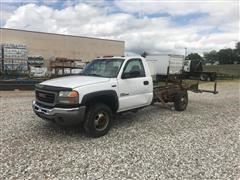 2003 GMC 3500 Cab & Chassis