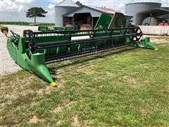 2014 John Deere 625F Flex Head