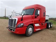 2014 Freightliner Cascadia 125 T/A Truck Tractor