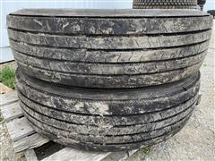 Goodyear Marathon LHS 295/75R22.5 Tires