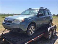 2010 Subaru Forester 2.5XS 4 Door SUV