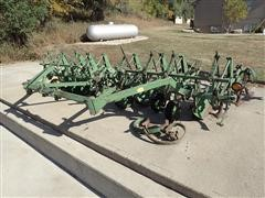 John Deere AT40 Front Mount 4 Row Cultivator