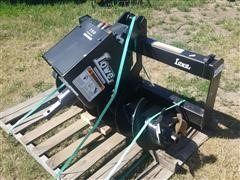 Lowe 750CLH Auger
