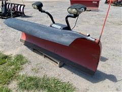 Hiniker Pickup Mounted Steel Snow Plow