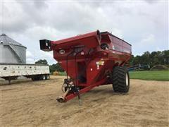 2014 J&M Grain Storm 1000-20 Grain Cart