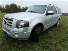 2010 Ford Expedition XL Limited 4x4 SUV