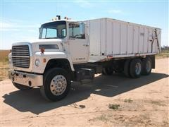 1979 Ford 9000 T/A Silage/Grain Truck