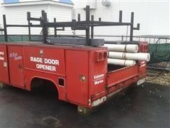 Rawson-Koenig S84DW94 Service Utility Bed