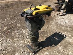 "Wacker Neuson 11"" X 13"" Soil Plate Compactor"