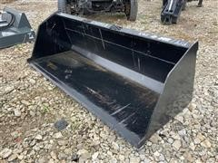"2018 90"" Skid Steer Bucket"