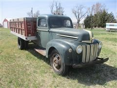 1945 Ford 1 1/2 Ton Grain Truck