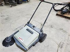 Eagle Manual Push Sweeper
