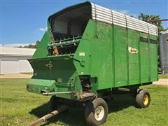 Badger BN950 14' Forage Box Wagon
