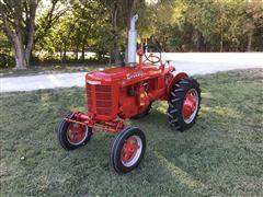 1941 Farmall A 2WD Tractor