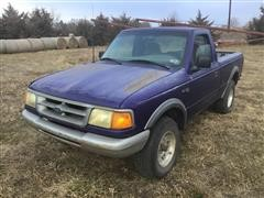 1995 Ford Ranger 4x4 Pickup