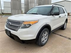 2011 Ford Explorer 4x4 SUV