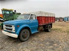 1969 Chevrolet C50 S/A Grain Truck