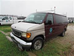 2006 Ford Econoline E150 Passenger Van