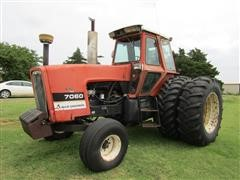 Allis Chalmers 7060 2WD Tractor