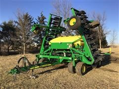 2018 John Deere 1990 CCS Air Seeder