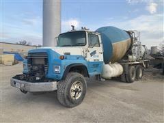 1990 Ford L8000 T/A Transit Mixer Truck