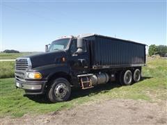2000 Sterling ST9500 T/A Grain Dump Truck