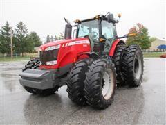 2012 Massey Ferguson 8690 MFWD Tractor