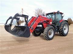 2012 Case IH Maxxum 140 MFWD Tractor