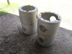 Case IH / New Holland MFWD Wheel Spacers