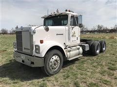 1992 International 9300 T/A Truck Tractor