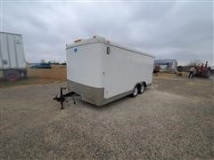 2007 Interstate T/A Enclosed Cargo Trailer