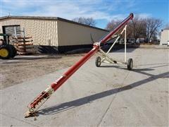 """Buhler C836 Farm King 8"""" X 36' PTO-Driven Auger"""