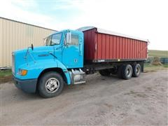 1991 Freightliner FLC112 T/A Grain Truck