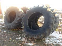 Titan 710/70R38 Tires