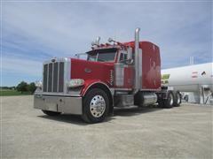 2010 Peterbilt 389 T/A Truck Tractor