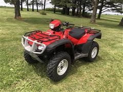 2011 Honda TRX 500 Rubicon ATV