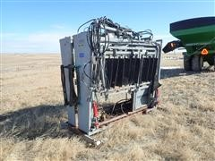 2005 Moly Silencer Hydraulic Heavy Duty Cattle Chute