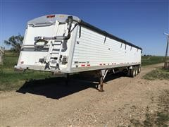2014 Timpte SLT 7 Tri/A Hopper Bottom Grain Trailer