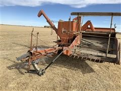 1955 Allis-Chalmers All Crop 66 Pull Type Combine