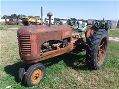 1942 Massey Harris Twin Power 101 Junior 2WD Tractor